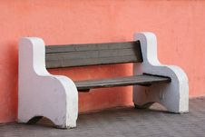 Free Bench Royalty Free Stock Photography - 8165447