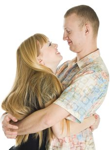 Free Young Couple In Love Stock Photos - 8165783