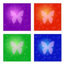 Free Butterfly Stock Photo - 8166270