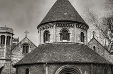 Free The Round Church Royalty Free Stock Photography - 8166617