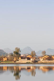 Free Village Royalty Free Stock Image - 8168586