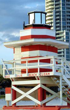 Free Miami Beach Stock Images - 8168624