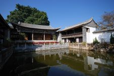 Free Chinese Garden Stock Images - 8168984