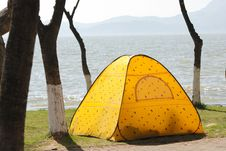 Free Tent Stock Photography - 8169132
