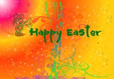 Free My Easter Art 1 Stock Images - 8169574