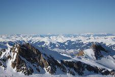 Free Austria. Mountains. The Alpes. Royalty Free Stock Images - 8169909