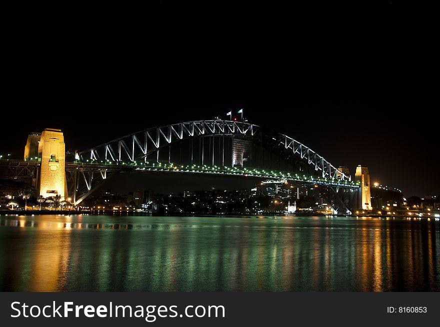 The Sydney Harbour Bridge Series