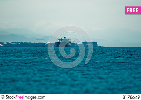 Free Sea Port Royalty Free Stock Images - 8178649