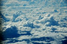 Free Above The Clouds Royalty Free Stock Photos - 8170028
