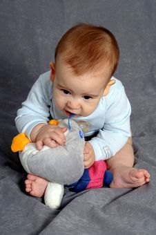 Free Beautiful Baby Boy Royalty Free Stock Images - 8170689