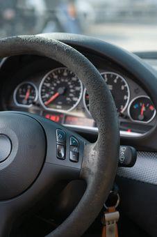 Free Car Wheel. Stock Photos - 8170733