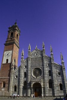 Free Cathedral Of Monza Stock Photography - 8170972