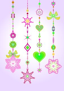 Free Decorative Wind Chimes Stock Photos - 8171073