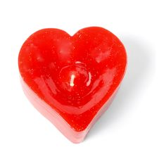 Free Heart Candle Stock Images - 8171134