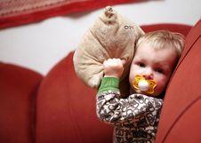 Free Small Baby Girl Stock Photo - 8171260