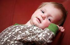 Free Small Baby Girl Stock Image - 8171331