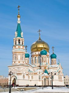 Free Christian Cathedral Royalty Free Stock Photos - 8171908