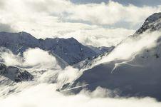 Free Mont Cenis Royalty Free Stock Photo - 8172035