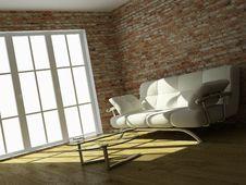 Free Modern Interior Stock Image - 8172171
