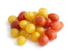 Free Cherry Tomatoes Stock Image - 8172271