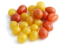 Free Cherry Tomatoes Stock Photos - 8172273