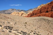 Free Desert Landscape Stock Photo - 8172640
