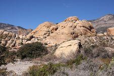 Free Desert Landscape Stock Image - 8172981
