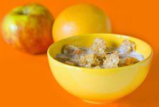 Health Breakfast Stock Photography