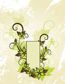 Free Floral Frame Stock Photos - 8173623
