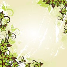 Free Floral Frame Stock Photos - 8173633