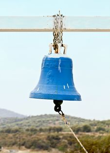 Free Old Traditional Orthodox Bell Royalty Free Stock Photo - 8173775