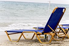 Free Beach In Greece Stock Images - 8173944