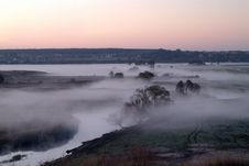 Free Misty Morning Stock Images - 8174154