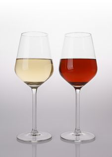 Free Glass Of Wine Royalty Free Stock Images - 8174839