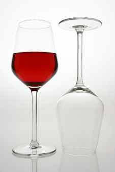 Free Glass Of Wine Royalty Free Stock Images - 8174849