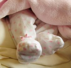 Free Baby Feet Stock Images - 8175304