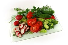 Free Vegetables Royalty Free Stock Photography - 8175567