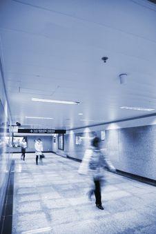 Free Subway Station Stock Photos - 8175623