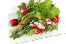 Free Vegetables Royalty Free Stock Photography - 8175687