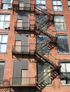 Free Brick Building Stock Photo - 8176270