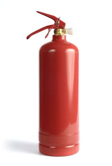 Free Extinguisher Royalty Free Stock Photography - 8176787