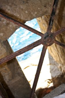 Castel Dell Ovo Royalty Free Stock Photo