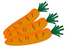 Free Carrot Royalty Free Stock Photography - 8177187
