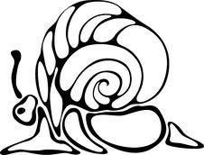 Free Snail Royalty Free Stock Photos - 8178068