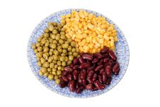 Free Bean, Corn, Pea Stock Images - 8178414