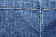 Free Blue Jeans. Royalty Free Stock Photo - 8179035