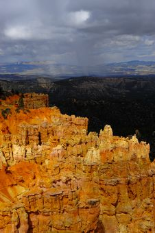 Free Bryce Canyon Hoodoo Royalty Free Stock Image - 8179826