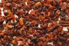 Free Raisins Background Stock Photos - 8179893