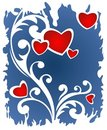Free Romantic Background Royalty Free Stock Photo - 8181545