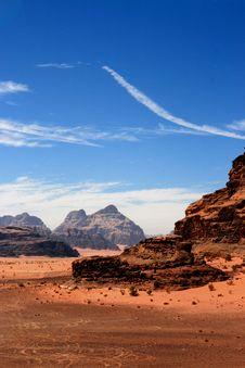 Free Desert Sky Stock Image - 8180461